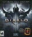 【中古】Xbox Oneソフト 北米版 DIABLO III ULTIMATE EVIL EDITION (18歳以上対象・国内版本体動作可)【02P03Dec16】【画】