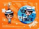 【中古】その他雑貨(男性) 木村良平(Trignal) メンバーチャーム+缶バッジセット 「Kiramune Music Festival 2015」【02P05Nov16】【画】