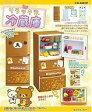 【新品】トレーディングフィギュア リラックマ たっぷり冷蔵庫【02P03Sep16】【画】