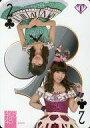 【中古】アイドル(AKB48 SKE48)/AKB48 official TREASURE CARD クラブの2 : 石田晴香 岩佐美咲/レギュラーカード【トランプカード】/AKB48 official TREASURE CARD