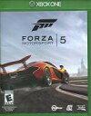 【中古】Xbox Oneソフト 北米版 FORZA5(国内版本体動作可)【02P03Dec16】【画】
