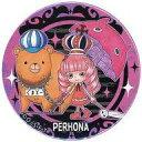 【中古】バッジ・ピンズ(キャラクター) ペローナ&クマシー(少女時代) 「ワンピース 輩〜YAKARA〜やから缶バッジYELLOW」 麦わらストア限定【02P03Dec16】【画】