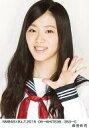 【中古】生写真(AKB48・SKE48)/アイドル/NMB48 森田彩花/NMB48×B.L.T.2015 06-WHITE38/353-C