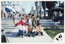 【中古】生写真(ジャニーズ)/アイドル/V6 V6/集合(6人)/横型・全身・長野森田三宅座り・坂本タンクトップ白/公式生写真【02P03Dec16】【画】