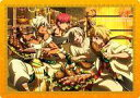 【中古】デスクマット 集合(食事) A3クロスデスクマット 「マギ」
