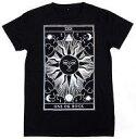 【中古】Tシャツ(男性アイドル) ONE OK ROCK 2015 Tシャツ-TAROT ブラック Mサイズ