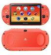 【中古】PSVITAハード PlayStaiton Vita本体 Wi-Fiモデル ネオン・オレンジ[PCH-2000]【02P09Jul16】【画】