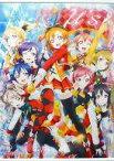 【中古】タペストリー 第二弾キービジュアル B2タペストリー 「ラブライブ!The School Idol Movie」