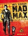 【中古】洋画Blu-ray Disc マッドマックス トリロジー スーパーチャージャー・エディション [数量限定スチールブック仕様]