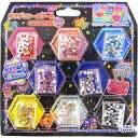 【新品】おもちゃ キラデコシールアート DP-01 別売り ラインストーン8色セット