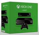 【中古】Xbox Oneハード XboxOne本体 + Kinect ブラック【02P03Dec16】【画】