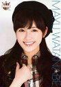 【中古】生写真(AKB48 SKE48)/アイドル/AKB48 渡辺麻友/AKB48 CAFE & SHOP限定 A4サイズ生写真ポスター 第40弾(秋葉原)