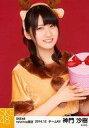 【中古】生写真(AKB48・SKE48)/アイドル/SKE48 神門沙樹/上半身/「2014.12」「net shop限定」個別生写真
