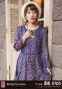 【中古】生写真(AKB48・SKE48)/アイドル/AKB48 高橋みなみ/「365日の紙飛行機」衣装(膝上・右手胸元)/CD「唇にBe My Baby」劇場盤特典生写真