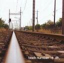 【中古】邦楽CD back number / 手紙[DVD付...