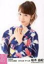 【中古】生写真(AKB48・SKE48)/アイドル/AKB48 柏木由紀/上半身・両手胸元/AKB48 2015年8月度 net shop限定個別生写真 「2015.08」【02P03Dec16】【画】