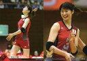 【中古】スポーツ/レギュラーカード/全日本女子バレーボール 火の鳥NIPPON2014公式トレーディ