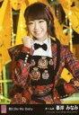 【中古】生写真(AKB48・SKE48)/アイドル/AKB48 峯岸みなみ/「唇にBe My Baby」衣装(赤・黒・チェック柄)/CD「唇にBe My Baby」劇場盤特典生写真