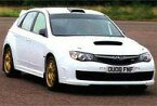 【新品】ミニカー 1/43 スバル・インプレッサ WRX STI 2011 ラリー仕様 ホイールとタイヤ2セット (ホワイト) [MDCS007]【タイムセール】【画】