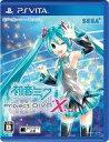 【中古】PSVITAソフト 初音ミク-Project DIVA-X