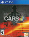 【中古】PS4ソフト 北米版 PROJECT CARS(国内版本体動作可)【画】