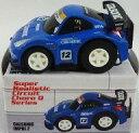 【中古】ミニカー 超リアルサーキットチョロQ シリーズ9 カルソニック インパルZ #12(ブルー)