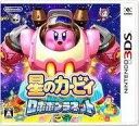 【新品】ニンテンドー3DSソフト 星のカービィ ロボボプラネット
