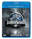 【中古】洋画Blu-ray Disc ジュラシック・ワールド3D ブルーレイ&DVDセット【02P03Dec16】【画】