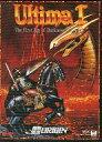 【中古】MSX2 3.5インチソフト ウルティマ1 The First Age of Darkness