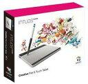 【中古】WindowsVista/7/8ハード ペンタブレット INTUOS Creative Pen & Touch Tablet [CTH-480/S3]