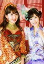 【中古】生写真(AKB48・SKE48)/アイドル/AKB48 小嶋陽菜・渡辺麻友/CD「君はメロディー」セブンネット特典生写真【画】