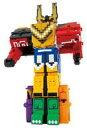 【中古】おもちゃ 動物大合体 超豪華DXワイルドジュウオウキングセット 「動物戦隊ジュウオウジャー」【タイムセール】