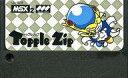 【エントリーでポイント10倍!(7月11日01:59まで!)】【中古】MSX2 カートリッジROMソフト ToppleZip(トップルジップ) (箱説なし)