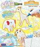【予約】おもちゃ あわモコ3Dシート 動物園【画】