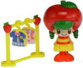 【新品】おもちゃ こりんごちゃんとおせんたく 人形&家具セット 「こえだちゃん」【画】
