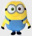 【中古】クッション・抱き枕・本体(キャラクター) ボブ ハイパージャンボぬいぐるみクッション 「ミニオンズ」