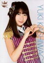 【中古】生写真(AKB48 SKE48)/アイドル/AKB48 柏木由紀/AKB48 CAFE & SHOP(秋葉原)限定 A4サイズ生写真ポスター 第50弾