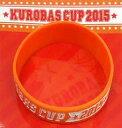 【中古】アクセサリー(非金属)(キャラクター) イベントラバーバンド(オレンジ) 「黒子のバスケ KUROBAS CUP 2015」【02P03Dec16】【画】