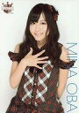 【中古】生写真(AKB48・SKE48)/アイドル/AKB48 大場美奈/AKB48 CAFE & SHOP(秋葉原)限定 A4サイズ生写真ポスター 第3弾【02P06Aug16】【画】