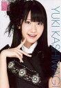 【中古】生写真(AKB48 SKE48)/アイドル/AKB48 柏木由紀/バストアップ 衣装黒 白 右手人差し指頬/AKB48オフィシャルショップ(原宿)限定A4サイズ生写真ポスター 第16弾