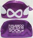 【中古】バッグ(男性) 村上信五(関ジャニ∞) ∞レンジャーポーチ(パープル) 「KANJANI∞ LIVE TOUR 2008 ∞だよ!全員集合」