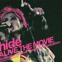 【中古】映画音楽(邦画) hide ALIVE THE MOVIE -hide Indian Summer Special Limited Edition- O...