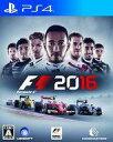 【中古】PS4ソフト F1 2016