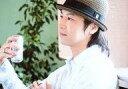 【中古】生写真(男性)/声優 鳥海浩輔/横型・バストアップ・衣装白・帽子・左向き・右手缶/声優イベン