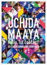 【中古】邦楽Blu-ray Disc 内田真礼 / UCHIDA MAAYA 1st LIVE『Hello 1st contact!』