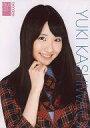 【中古】生写真(AKB48 SKE48)/アイドル/AKB48 柏木由紀/AKB48オフィシャルショップ(原宿)限定A4サイズ生写真ポスター第24弾