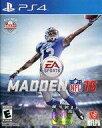 【中古】PS4ソフト 北米版 MADDEN NFL 16 (国内版本体動作可)【画】