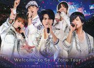 中古邦楽DVDSexyZone/WelcometoSexyZoneTour[初回限定版]