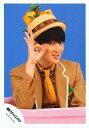 【中古】生写真(ジャニーズ)/アイドル/関ジャニ∞ 関ジャニ∞/横山裕/バストアップ・衣装茶色・麦藁