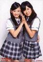 【中古】生写真(AKB48・SKE48)/アイドル/NMB48 渡辺美優紀・上西恵/CD「絶滅黒髪少女」JEUGIA特典生写真【画】